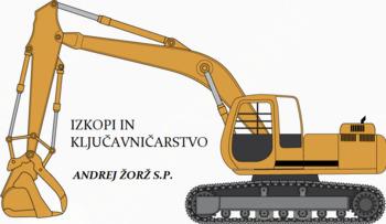 IZKOPI IN KLJUČAVNIČARSTVO ANDREJ ŽORŽ S.P.