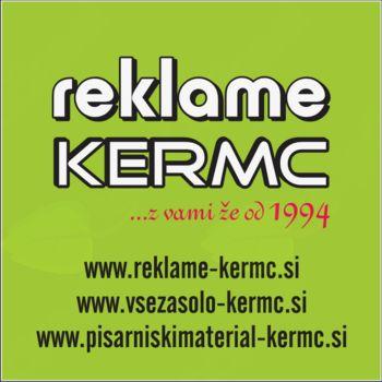 REKLAME KERMC, SLAVKO KERMC S.P.