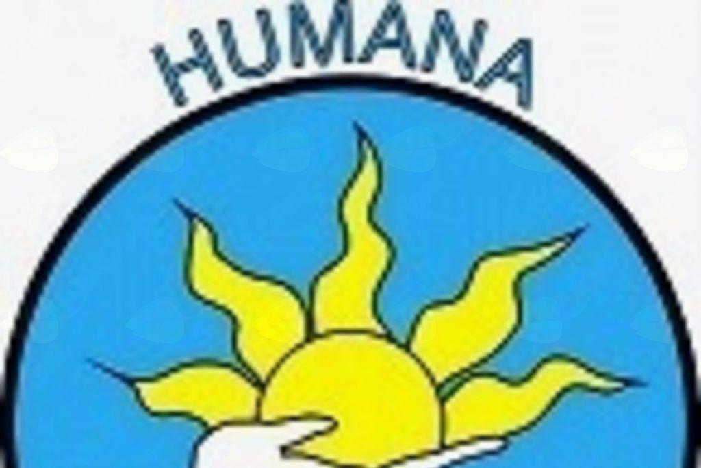 logotip Društvo Humana