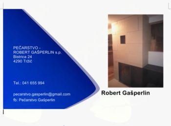 PEČARSTVO, ROBERT GAŠPERLIN S.P.