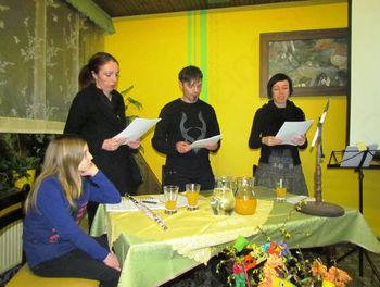 Društvo literarno gledališče Treska