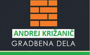 GRADBENA DELA, ANDREJ KRIŽANIČ S.P.