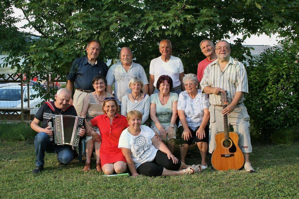 Pevska skupina
