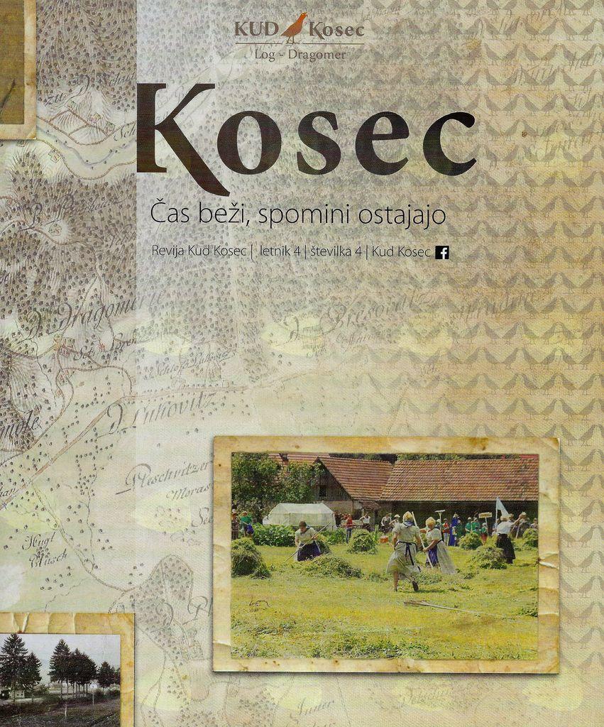 Revija KOSEC, 4.številka, leto 2017