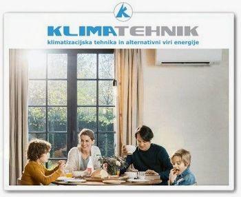 KLIMATEHNIK KLIMATIZACIJSKA TEHNIKA IN ALTERNATIVNI VIRI ENERGIJE, D.O.O. LJUBLJANA