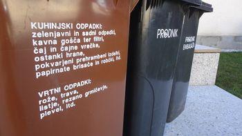 Obvestilo JKP Prodnik o prehodu na zimski urnik odvoza biološko razgradljivih odpadkov