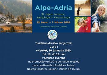 TD Kanja na sejmu Alpe-Adria