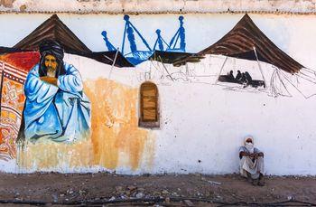 ODPOVEDANO!!! Potopisno predavanje: Sinovi oblakov iz Zahodne Sahare