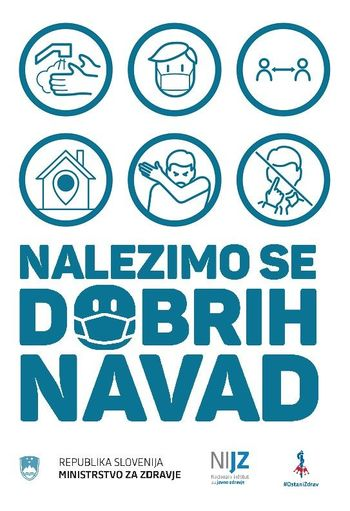 Poziv ZD Domžale k prijavi za cepljenje