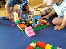 Igralne urice za predšolske otroke