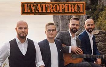 Koncert Kvatropircev