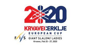 Žrebanje štartnih številk Evropskega pokala v alpskem smučanju za ženske