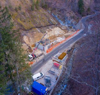 Minister za okolje in prostor mag. Andrej Vizjak si bo ogledal gradnjo projekta Oskrba s pitno vodo na območju Zgornje Save – 1. sklop