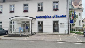 Nova poslovalnica Gorenjske banke v Cerkljah