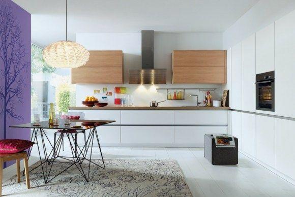 Moderna kuhinja Nova z dodatki