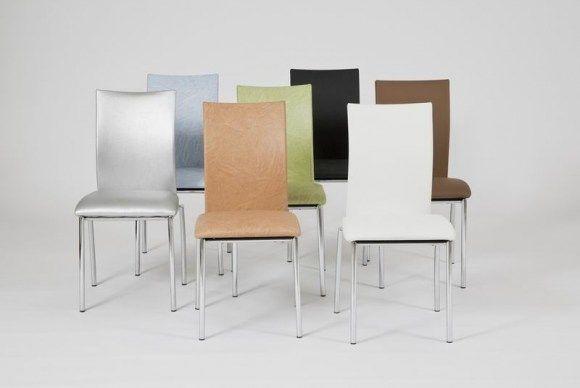 Primeri različnih barv stolov