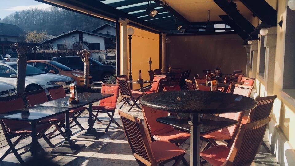 Bar La-Goja ima prijeten ambient in majhno teraso