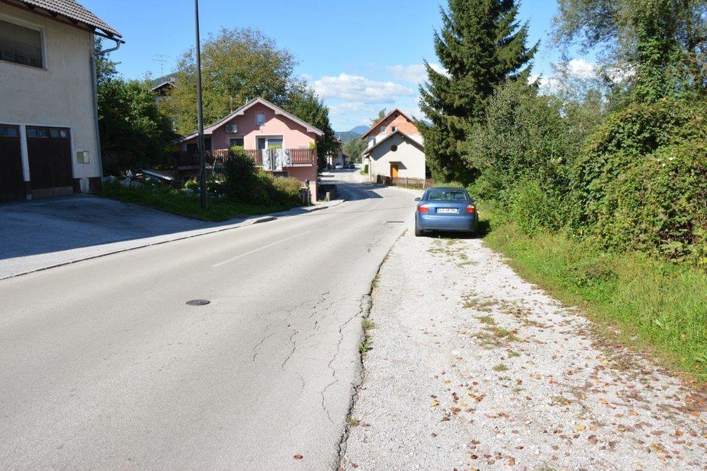 Sanacija ceste Goričane - Rakovnik