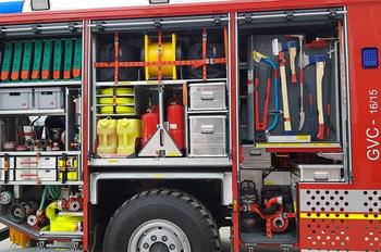 Dobava gasilskega vozila GVC 16/15 za Prostovoljno gasilsko društvo Preska - Medvode