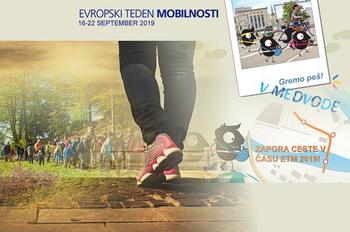 Evropski teden mobilnosti 2019