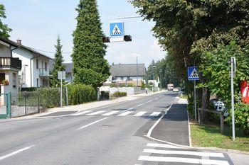 Delna zapora državne ceste (R2-413)