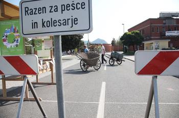 Občina Medvode zmagovalka Evropskega tedna mobilnosti