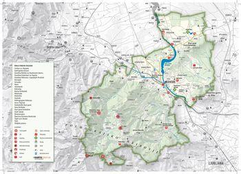 Povečan promet v Polhograjcih