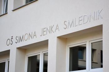 Rekonstrukcija in prizidava OŠ Simona Jenka v Smledniku