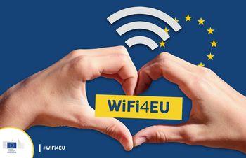 WiFi4EU v občini Medvode