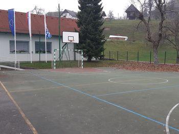 Obnova športnega igrišča pri POŠ Topol