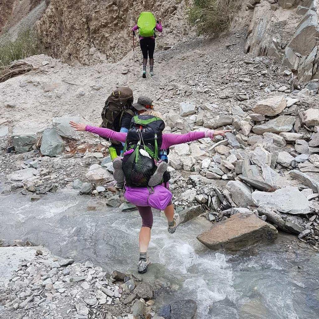 Treking vLadakhu - brez joge ne gre