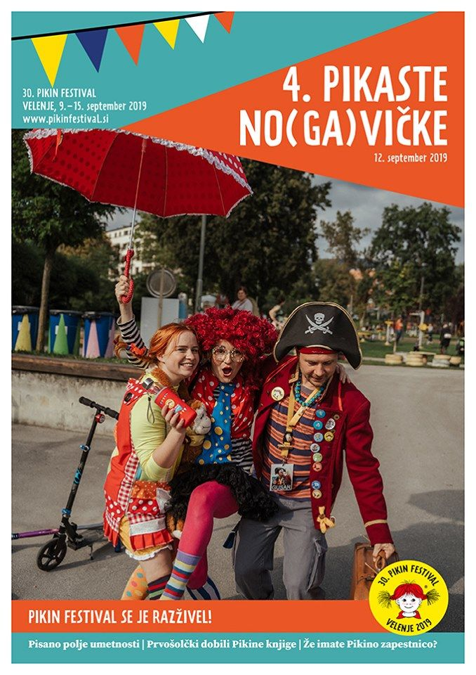 Mici in Pika Nogavička 2019