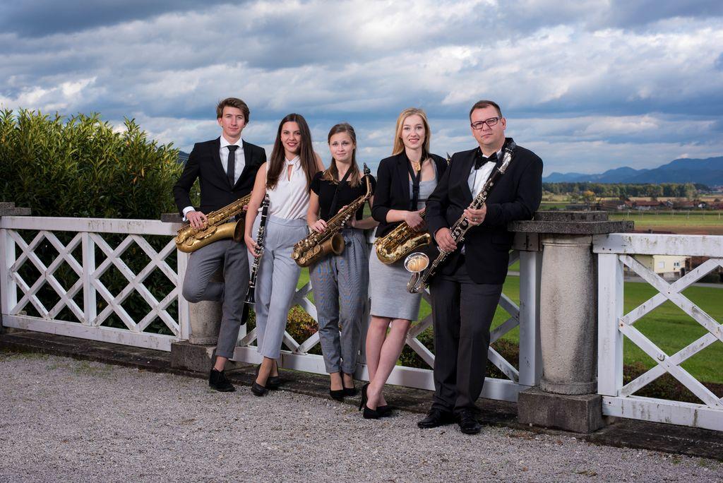 Kvintet Sakstet