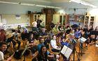 Vsakoletne intenzivne priprave orkestra