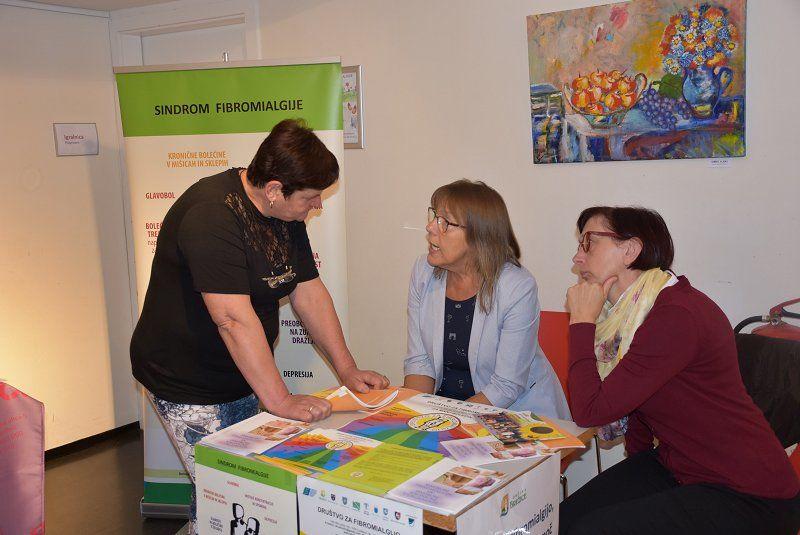 Društva s sodelovanjem obeležila dan invalidov in bolnikov občine Brežice