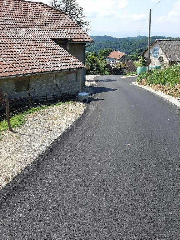 Modernizacija cest po krajevnih skupnostih