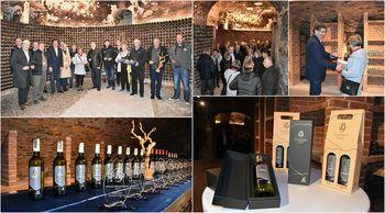 Podelitev pokalov »Županovo vino« in predstavitev nove celostne podobe