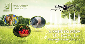 4. kmetijski forum vabi