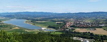 Obvestilo o možnost penjenja reke Save dolvodno od HE Krško