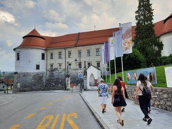 Tečaj za lokalnega turističnega vodnika po občini Brežice