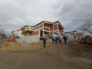 Gradnja novega vrtca v Artičah poteka po načrtu