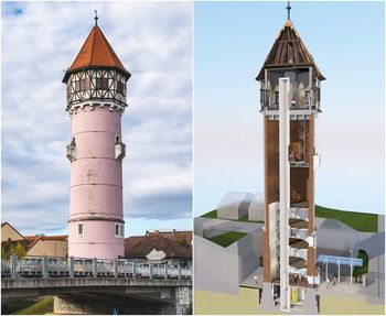 Brežiški Vodovodni stolp bo dobil novo podobo in vsebino
