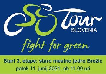 Posavje in širše območje gostita 3. etapo dirke Po Sloveniji