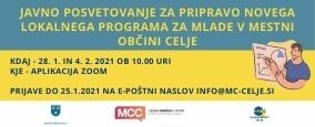 Mladi so Celje
