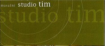 MASAŽNI STUDIO TIM
