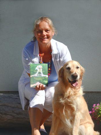 ZLATO JABOLKO, Svetovalnica s pomočjo psa in risbe