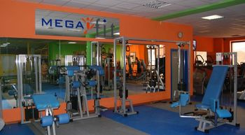 Fitnes center Mega fit, Petra Slemenik s.p.