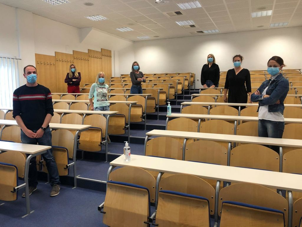 Abitura, višja strokovna šola