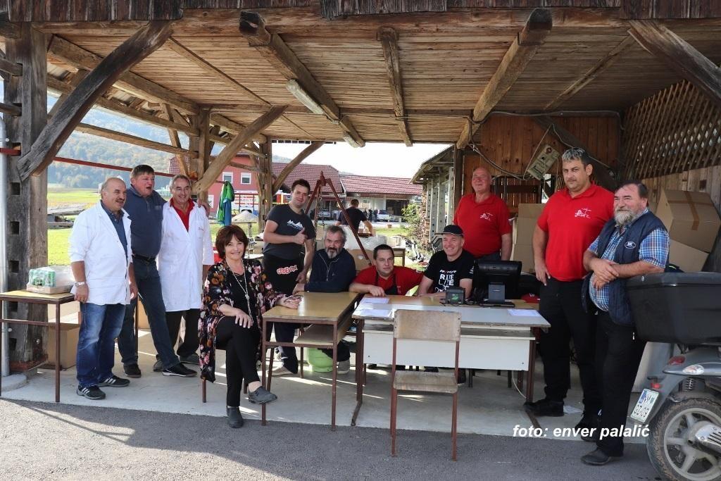 Proslava v spomin na 1. kongres SPŽZ zveze v Dobrniču,  13. oktober 2019