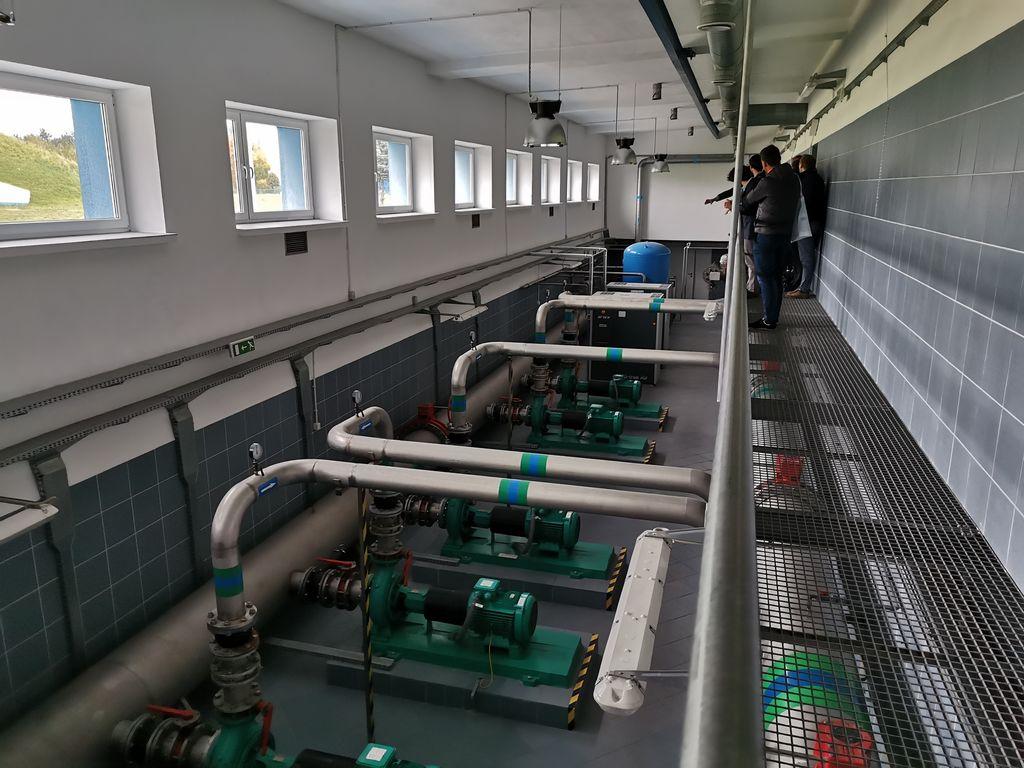 AQUARES: Ogled primerov ponovne rabe vode na Poljskem